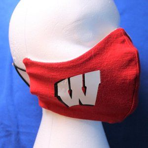 COPY - UNIVERSITY of WISCONSIN face mask reversib…